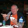 Finally, I learned how to use chopsticks