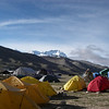 Base Camp (BC) (16,001ft/4.877m) – Cho Oyu (26,906ft/8.201m) behind