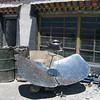Tibetan specialty - water heater.<br /> Tingri (4.320m = 14,173ft)