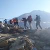 Aclimatization trek above Nyalam (555m = 1,821ft elevation gain)