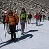 Acclimatization trek above Base Camp (505m = 1,657ft elevation gain)