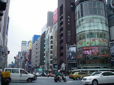 Ginza - Tokyo center 2