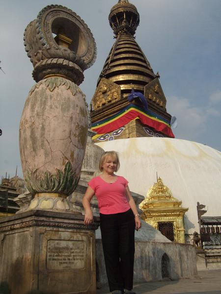 Monkey Temple (Swayambhunath stupa) - Kathmandu turist atraction 5