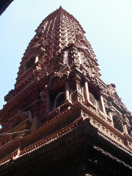Mahabuddha temple - Patan - Kathmandu (1.430m = 4,692ft) 1