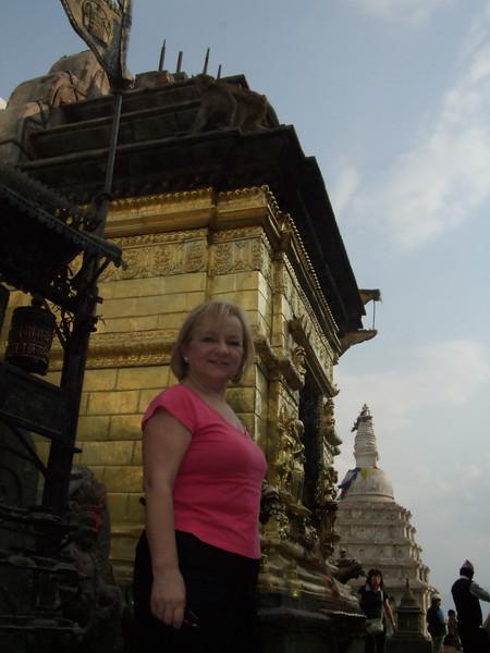 Monkey Temple (Swayambhunath stupa) - Kathmandu turist atraction 3