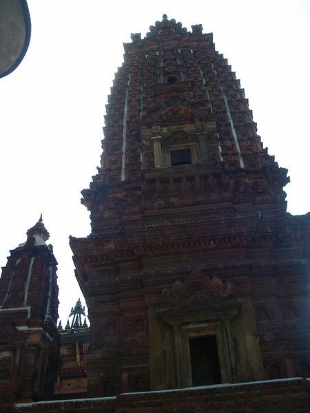 Mahabuddha temple - Patan - Kathmandu (1.430m = 4,692ft) 2