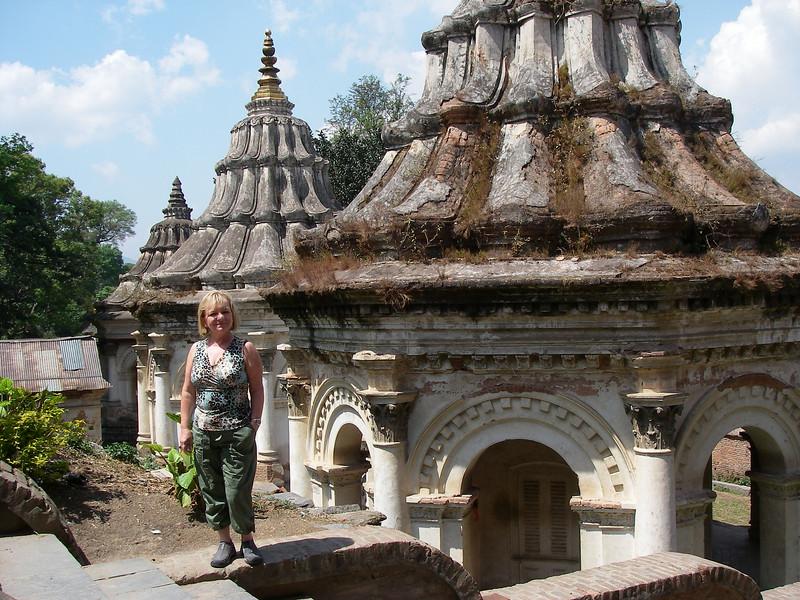 Pashupatinath Temple - Kathmandu (1.430m = 4,692ft)