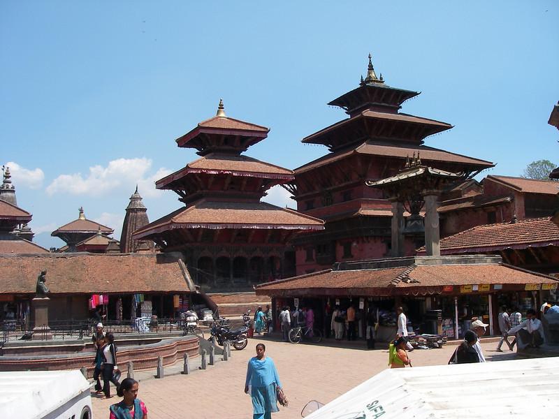 Kathmandu (1.430m = 4,692ft) - Durbar Square 1