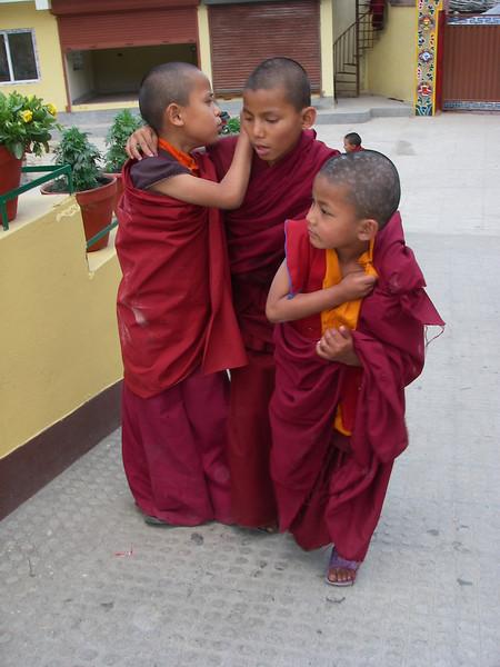 Kathmandu Buddhists School 1
