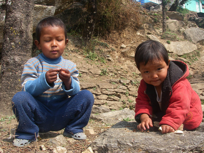 Annapurna Region - Ghorepani 3