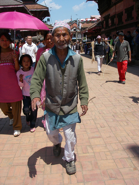 Kathmandu Buddhists Festival 2