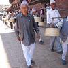 Kathmandu Buddhists Festival 1