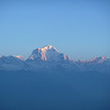 Dhaulagiri (8.167m = 26,795ft) from Poon Hill 2