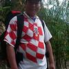 "T-shirt of ""Hrvatski Nogometni Savez - HNS"""