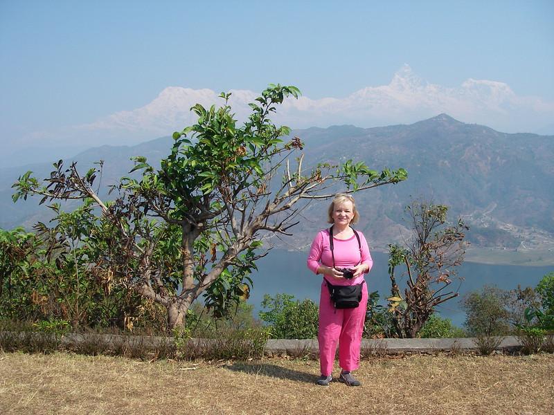 Himalaya Region from Pokhara 2