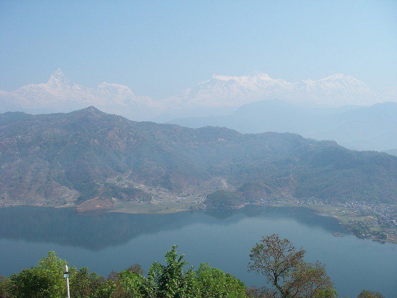 Himalaya Region from Pokhara 1