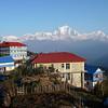 Dhaulagiri (8.167m = 26,795ft) from Ghorepani (2.780m = 9,121ft)