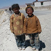 Kids from Tingri (4.320m = 14,173ft)