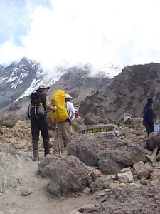 Barafu Camp (Hut) - 4681 m