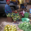 Tanzania's farmers market.<br /> Coffee, bananas, mangos, beans, potatos, cabbage, tomatoes are planted at the mountain slopes
