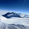 Antarctica is best characterized as a frozen desert and is one of the driest places on earth. The amount of moisture received by the polar plateau is comparable to that falling on the world's hot deserts, as low as 0.8 inches (20mm) per year.