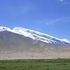 Muztagh Ata - Massive elegant ridge...