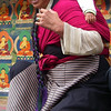 Tibetan mother. Shigatse - Tibet (12,598ft/3.840m).