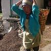 Sherpa woman (1) - Pangboche, Nepal (12,894ft/3.930m).