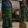Nepali women - Kathmandu, Nepal (4,383ft/1.336m).