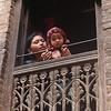 Curious little one. Bhaktapur – Kathmandu, Nepal (4,383ft/1.336m).