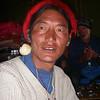 Cho Oyu Intermediate Camp (IC) tea house owner (17,618ft/5.370m).