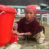 Sherpa little one - Pangboche, Nepal (12,894ft/3.930m).