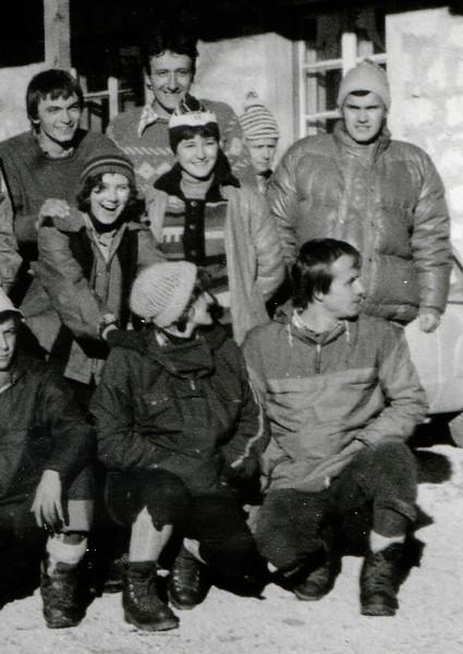 Prenj - Rujiste - 18. December 1977.