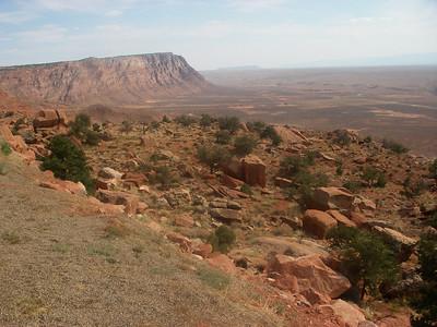 Antelope Canyon is located on Navajo land near Page, Arizona