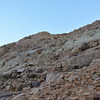 Approaching ledges to Sunlight Peak (14,059ft = 4.285m).