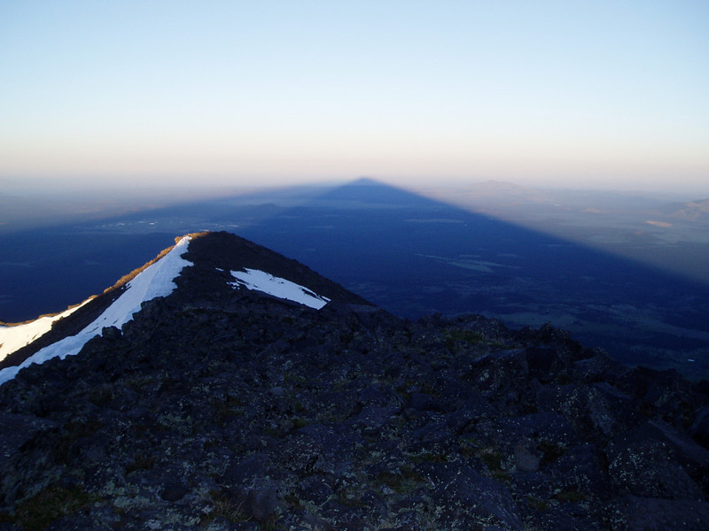 I was at home in 5 hours (5 - 10am).<br /> Yesterday:<br /> 5,400ft down, and<br /> 10,631ft up.