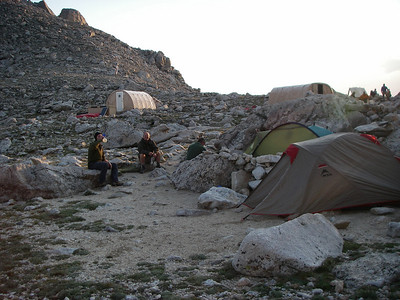 Our camp