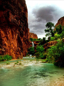 Mooney Falls 6