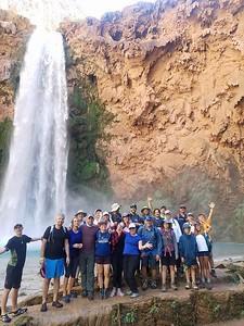 Under Mooney Falls 2