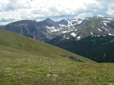 Rocky Mountain wildlife...