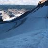 At the ridge toward Crater Rock