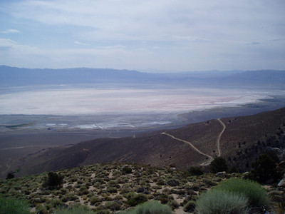 Here was Owens Lake