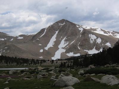 Cirque Peak (12900 ft / 3932 m)