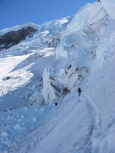 Tahoma Glacier crevasses 6