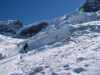 Tahoma Glacier crevasses 5