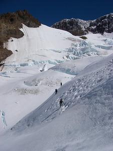 Tahoma Glacier crevasses 9