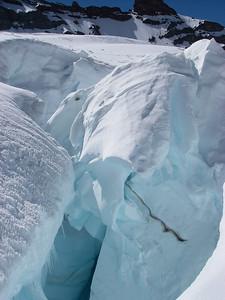 Tahoma Glacier crevasses 12