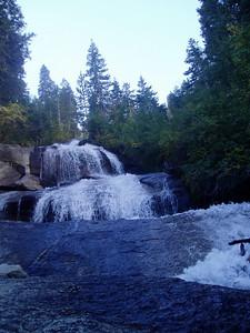Waterfall above Whitnez Portal