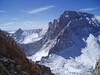 Mt. McAdie, Trail Crest, Pinnacle Ridge and Mt. Whitney