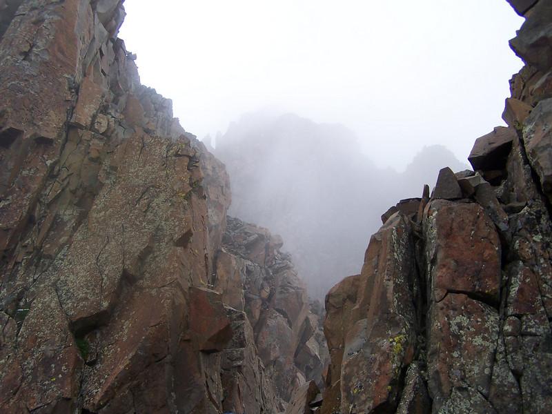 South ridge 1